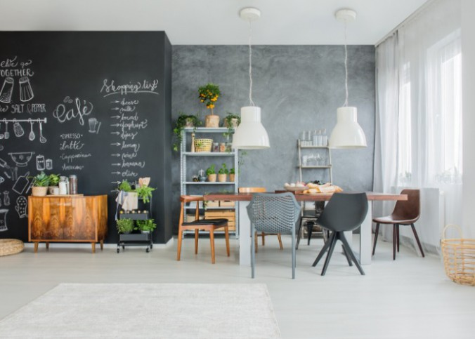 Tendências de decoração interior para 2020